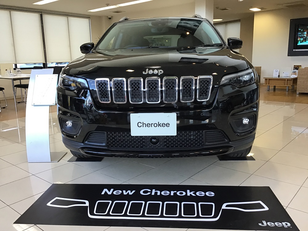 Cherokee Longitude Launch Edition