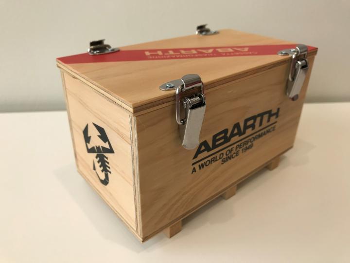ABARTH コンテナBOX