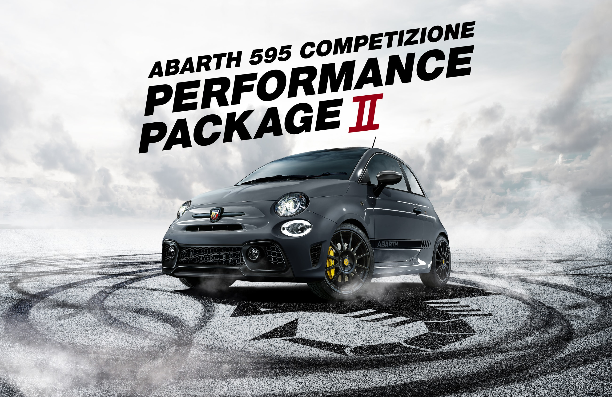 595 Competizione Performance Package!