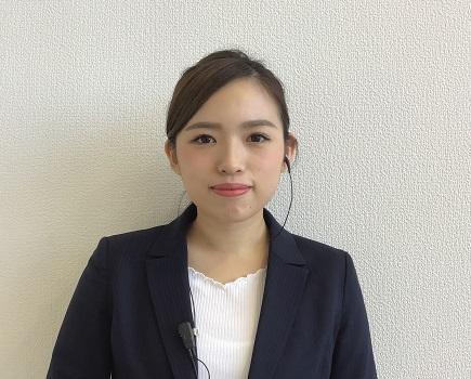 ショールームスタッフ 瀧本 美玖